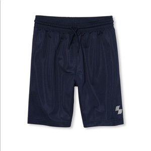 NWT PLACE Boys Blue Gym Basketball Shorts XS (4)